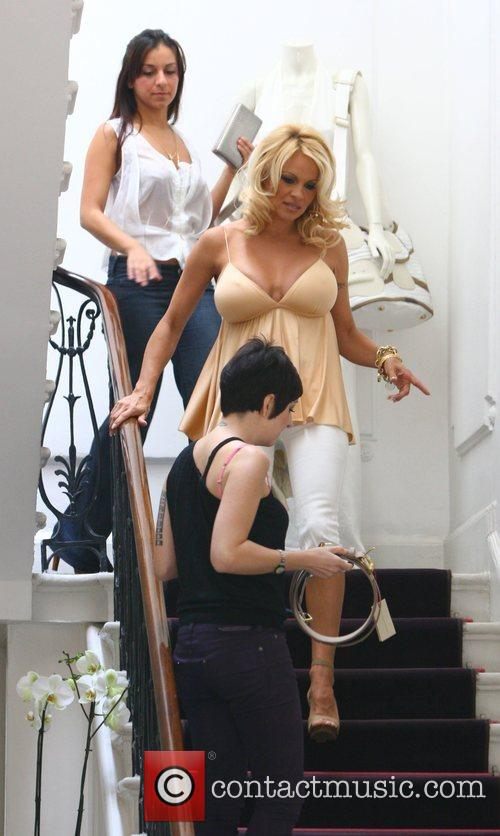 Pamela Anderson and Stella Mccartney 19