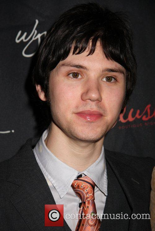 Ryan Ross Panic At The Disco celebrate their...
