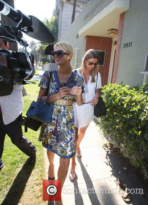 Paris Hilton and Sister Nicky Hilton 1