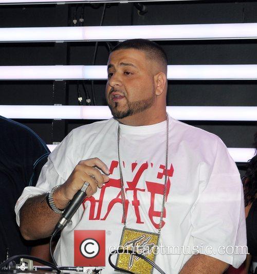 DJ Kahled playing at Parkwest Nightclub Miami, Florida