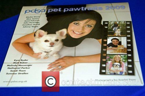 Launch of the 2009 PDSA Pet Pawtraits Calendar
