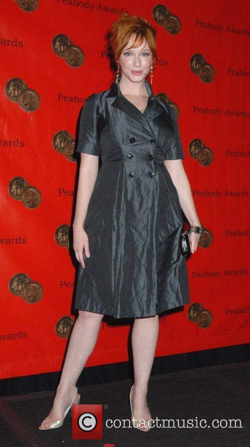 Christina Hendricks 67th Annual Peabody Awards at the...