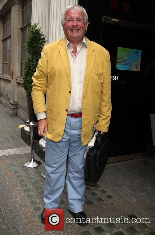 Christopher Biggins Penny Smith hosts a book party...