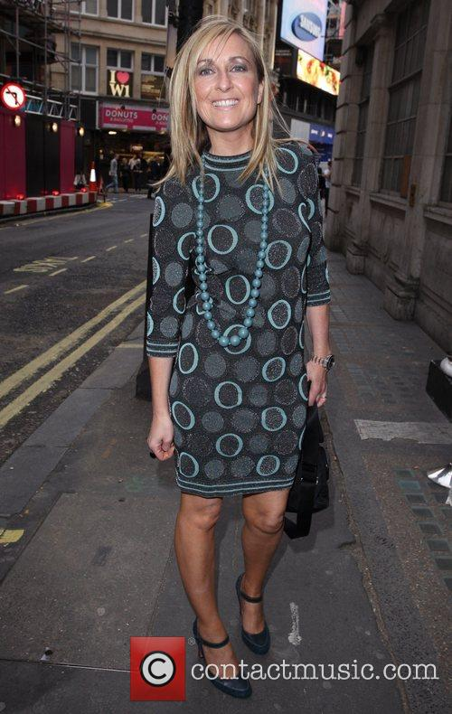 Fiona Phillips Penny Smith hosts a book party...