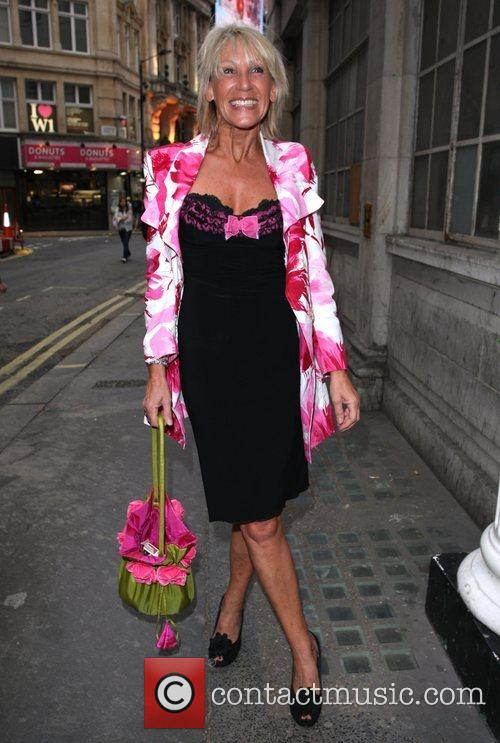 Ingrid Tarrant Penny Smith hosts a book party...