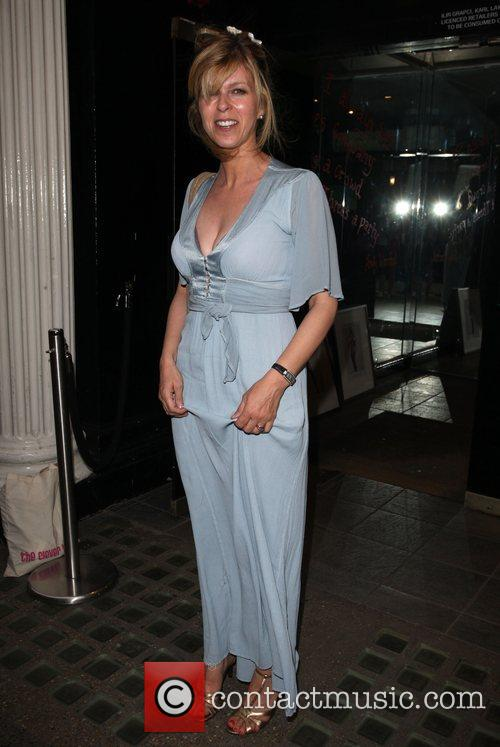 Kate Garraway Penny Smith hosts a book party...