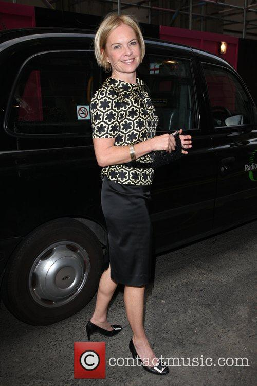 Mariella Frostrup Penny Smith hosts a book party...