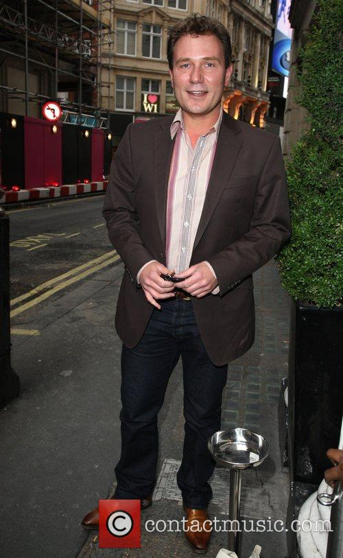 Richard Arnold Penny Smith hosts a book party...