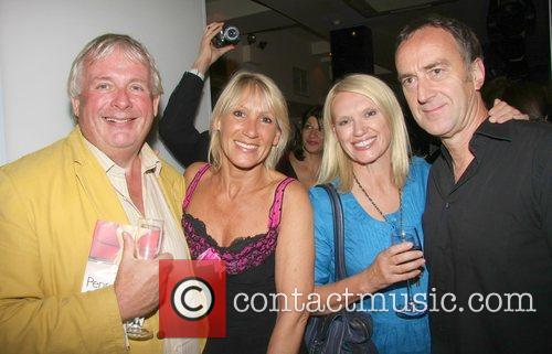 Christopher Biggins, Ingrid Tarrant, Anneka Rice and Angus...