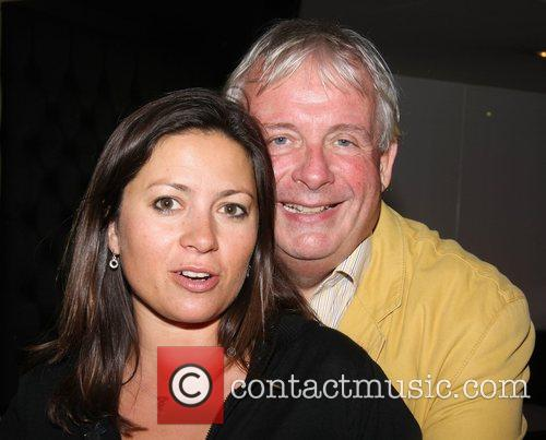 Clare Nasir and Christopher Biggins Penny Smith hosts...