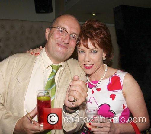 Guest and Kathy Letts Penny Smith hosts a...