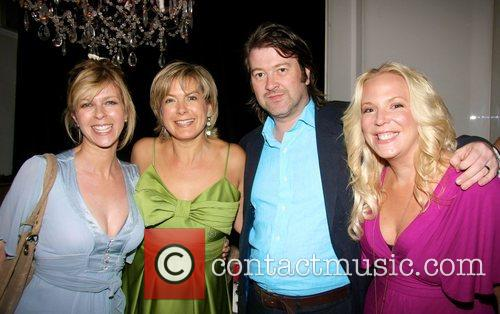 Penny Smith hosts a book party to launch...