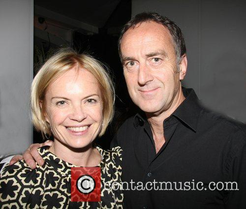 Mariella Frostrup and Angus Deaton Penny Smith hosts...