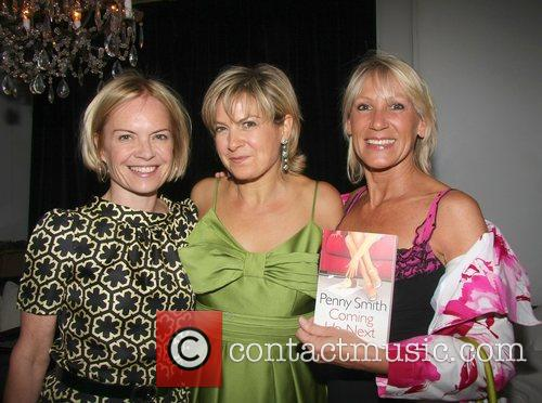 Mariella Frostrup, Penny Smith and Ingrid Tarrant Penny...