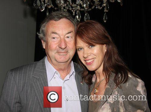 Nick Mason and Annette Mason Penny Smith hosts...