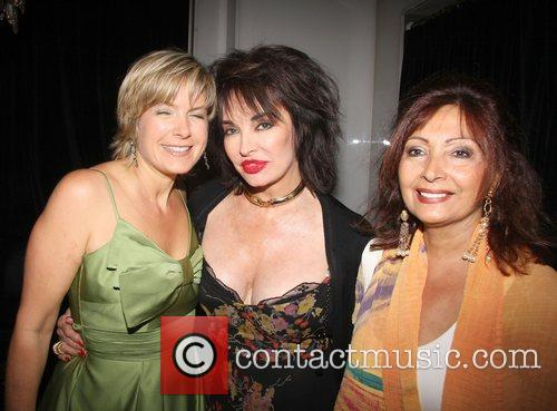 Penny Smith, Cheryl Howard and Guest Penny Smith...