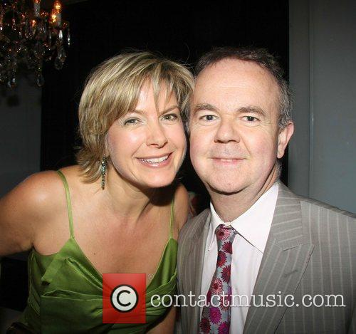 Penny Smith and Ian Hislop Penny Smith hosts...