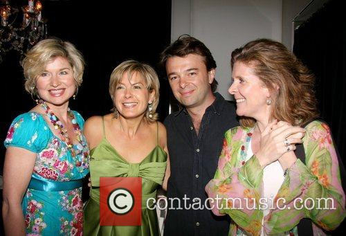 Penny Smith, Issy Van Randwyck and Guests Penny...