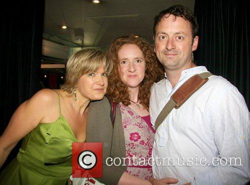 Penny Smith, Matt Allwright and Guest Penny Smith...