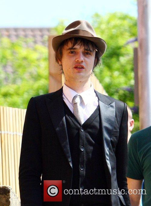 Pete Doherty and Babyshambles 6