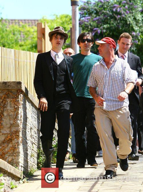 Pete Doherty and Babyshambles 3