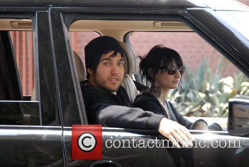 PETE WENTZ, Fall Out Boy and Police 29