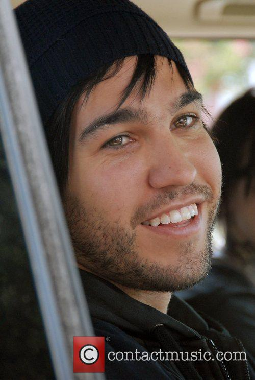 PETE WENTZ, Fall Out Boy and Police 12
