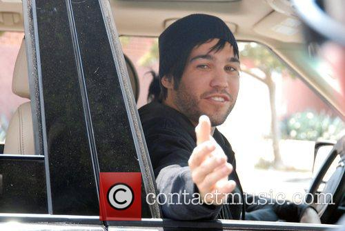 PETE WENTZ, Fall Out Boy and Police 22