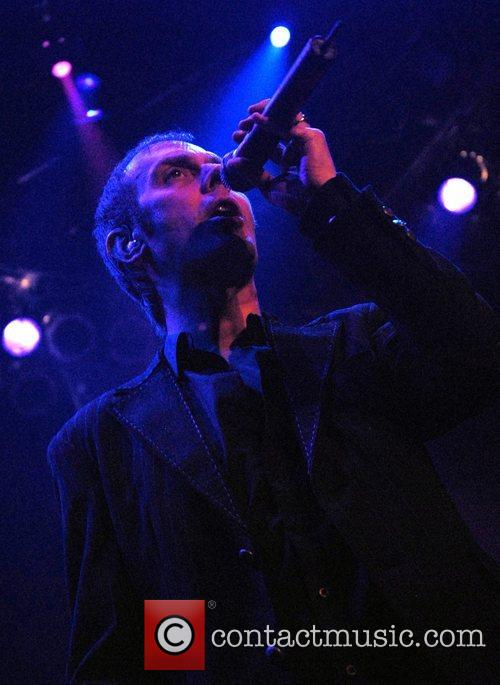 Peter Murphy  performing live at the House...