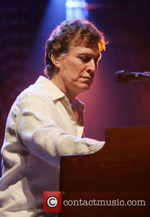 Steve Winwood performing live at Madison Square Garden...