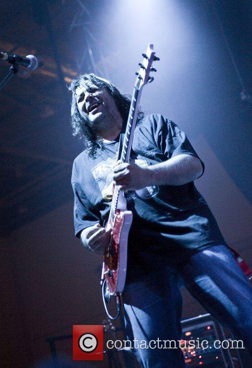 Phil Hilborne  performing live at the International...