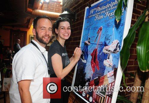 Jeremy Dyer and Julia Frye Philadelphia Gay Lesbian...