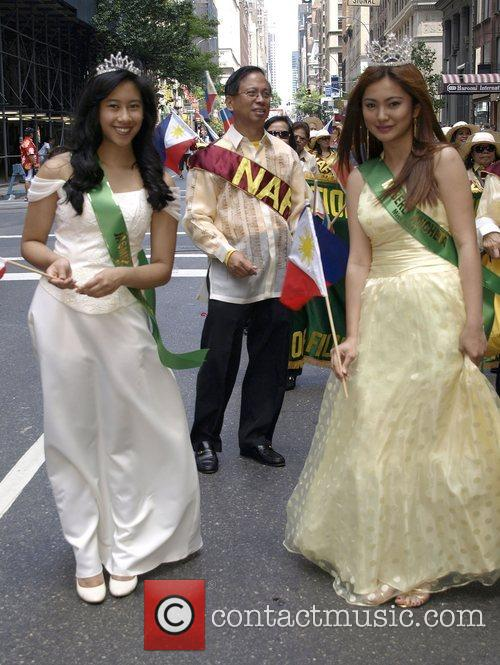The 110th Anniversary of Philippine Independence Day Parade...