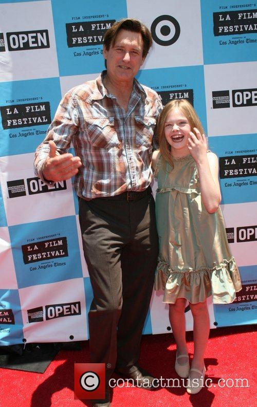 Bill Pullman and Elle Fanning 6