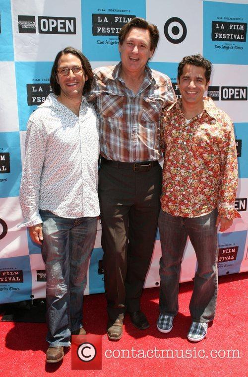 Director Daniel Barnz and Bill Pullman 1