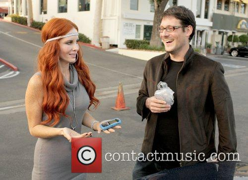 Phoebe Price talks to reporter David Lasky about...