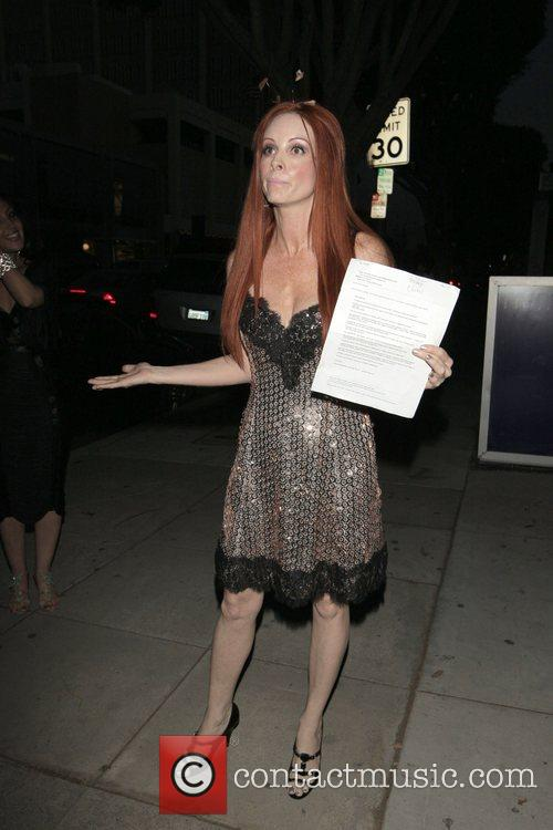 Phoebe Price is deinied entry to the new...