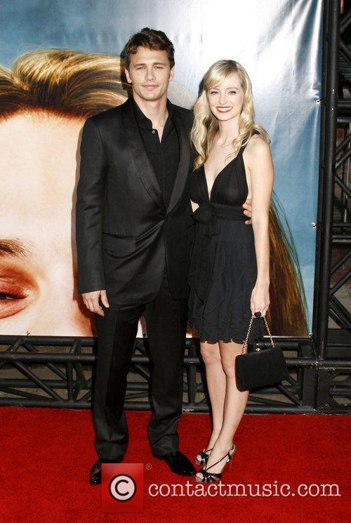 James Franco Los Angeles Premiere of 'Pineapple Express' held...