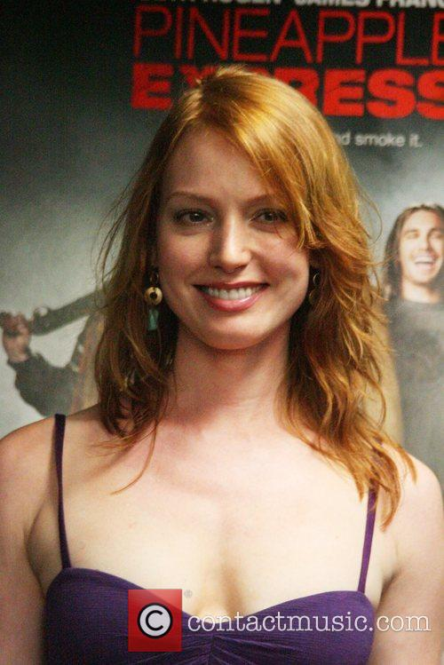 Alicia Witt Three Olives Vodka & Columbia Pictures...