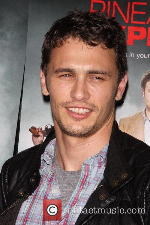 James Franco Three Olives Vodka & Columbia Pictures...