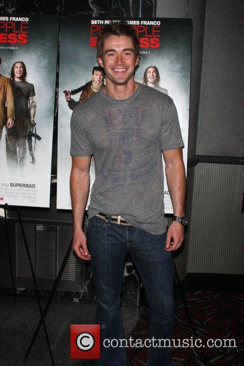 Robert Buckley Three Olives Vodka & Columbia Pictures...