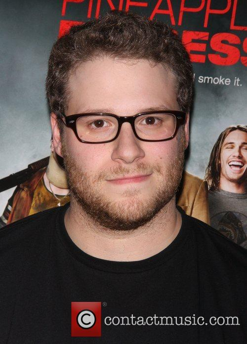 Seth Rogen Three Olives Vodka & Columbia Pictures...