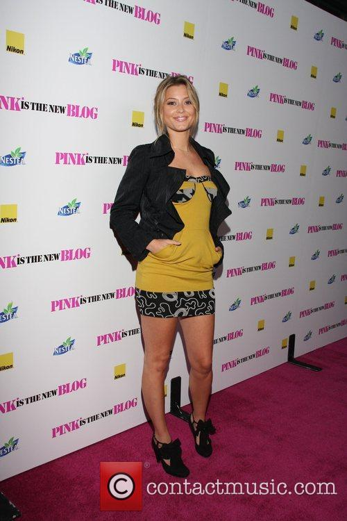 Holly Valance Celebration of the Re-launch of Trent...