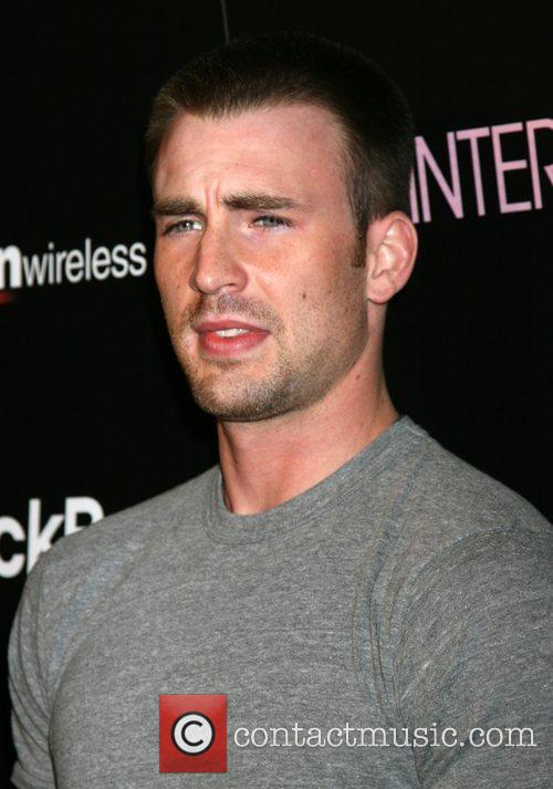 Chris Evans Launch party for the Blackberry 8330...
