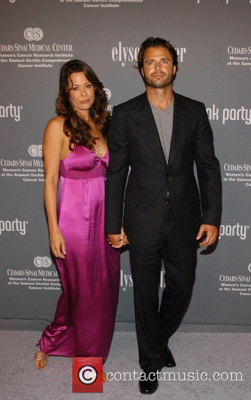 Brooke Burke, David Charvet 4th Annual Pink Party...