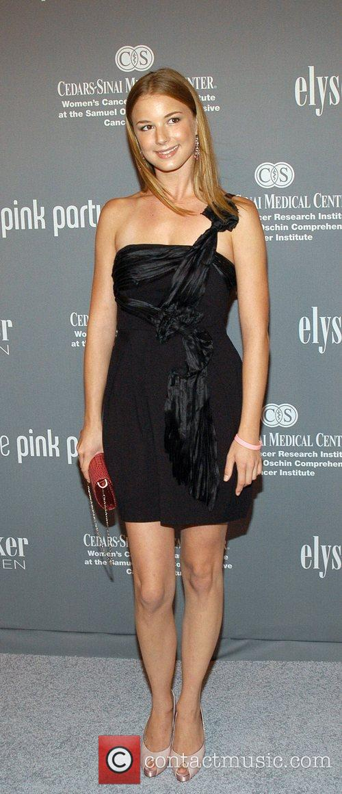 Emily VanCamp 4th Annual Pink Party to Benefit...