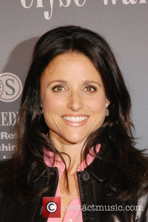 Julia Louis-Dreyfus 4th Annual Pink Party to Benefit...
