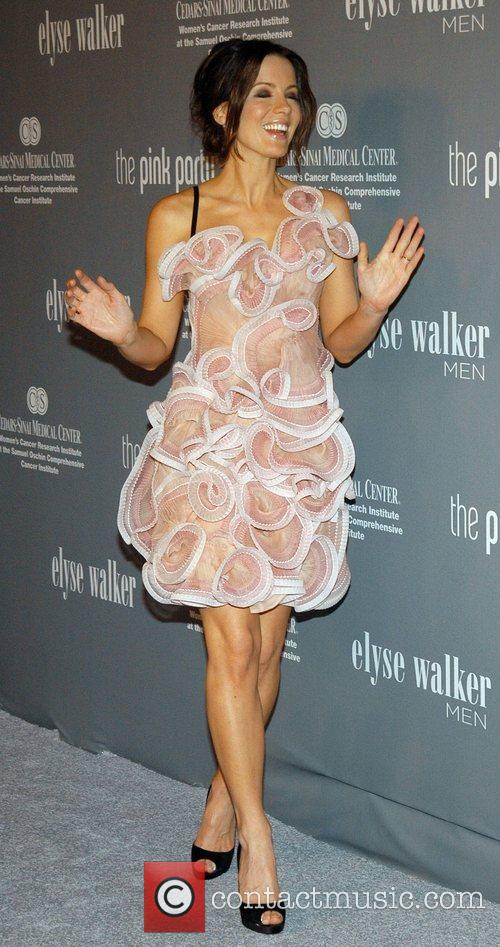 Kate Beckinsale hosts the 4th Annual Pink Party...
