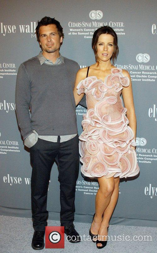 Len Wiseman, Kate Beckinsale 4th Annual Pink Party...