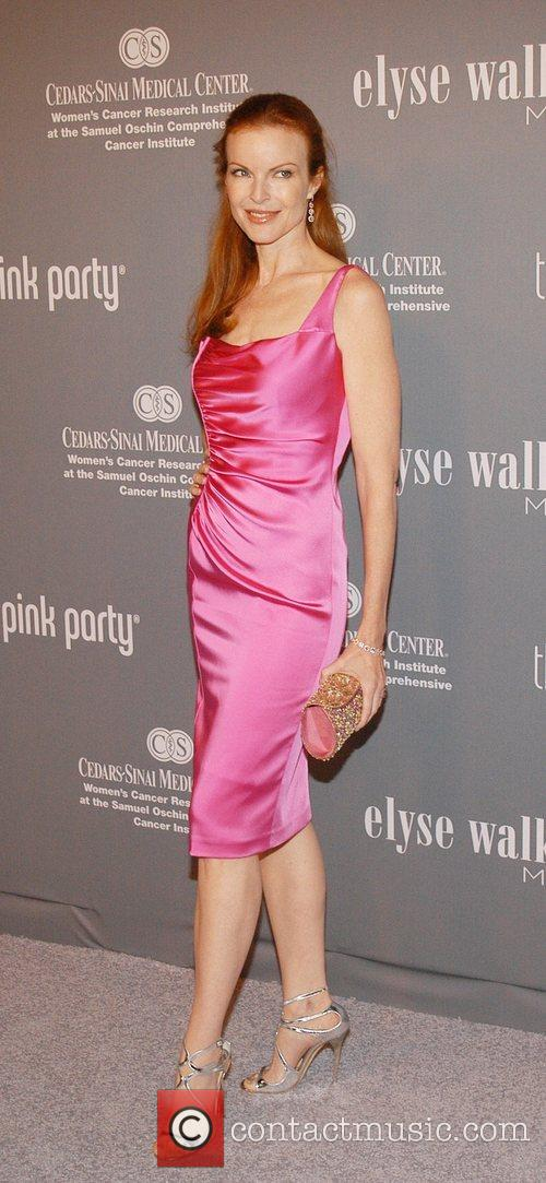 Marcia Cross 4th Annual Pink Party to Benefit...
